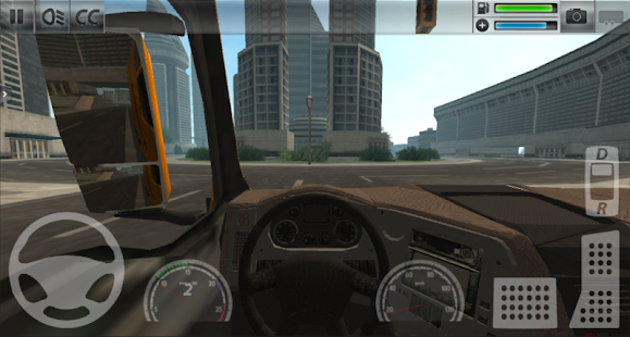 Game Truck Simulator : City APK for Kindle