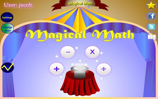 Magical Math Math is logic