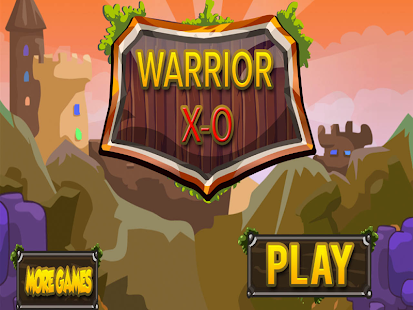 Warrior xo - screenshot