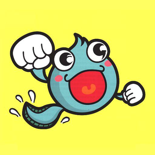 ふくい元気フェア用デモ 商業 App LOGO-APP試玩