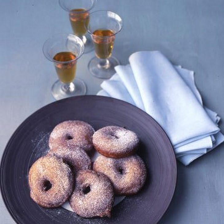 Fried Apple Fritters