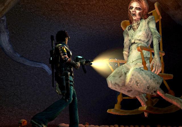 E3 2004: Ghosthunter