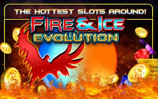 Screenshot of Fire and Ice Slots