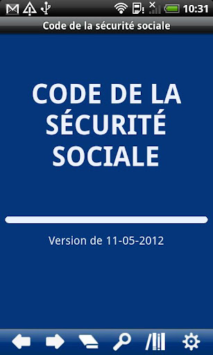 French Code of Social Security