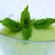 Apple, Avocado & Mint Smoothie