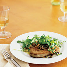 Sweet-and-Sour Tuna Steaks