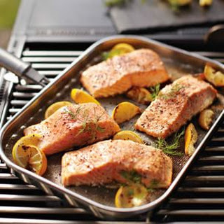 Grilled Salmon With Lemon And Dill Recipes