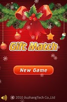 Screenshot of Christmas Gift Match