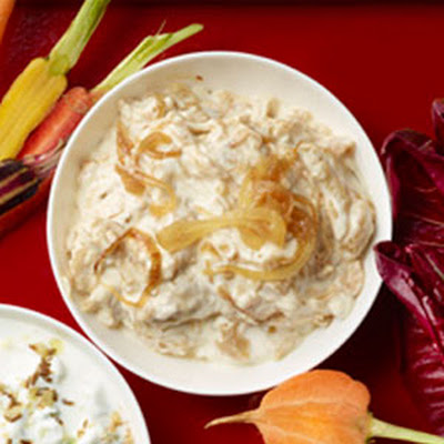 Caramelized Onion Dip