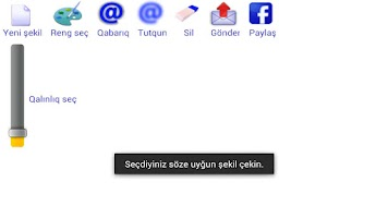 Screenshot of YARIŞAQ Oyunu