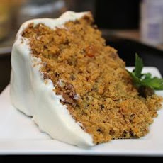 Walnut and Sultana Spice Cake