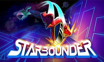 Screenshot of Starbounder