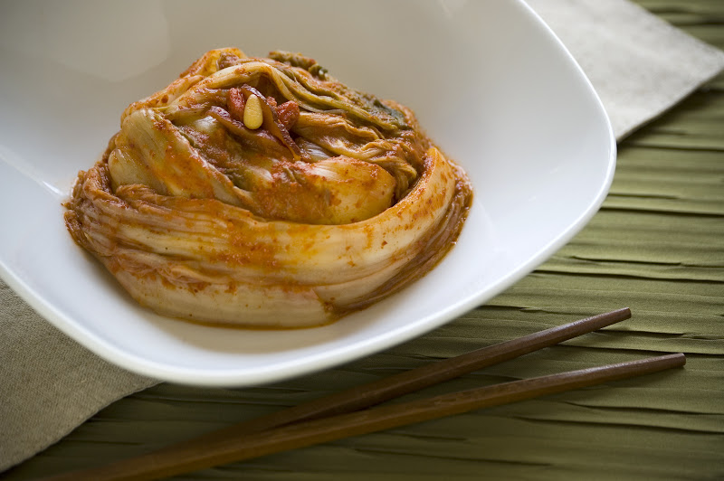 Bossam-Style Baechu Kimchi