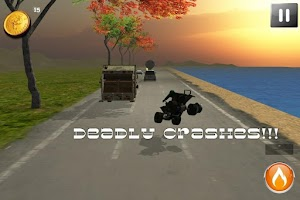 Screenshot of Rampage Racing - Bandit vs Cop