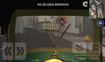 Screenshot of Tuk Tuk Rikshaw Driving Sim