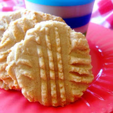 Soft Peanut Butter Cookies