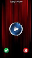 Screenshot of Scary Ringtones Free