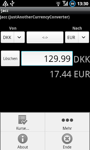 Jacc Currency Converter