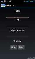 Screenshot of Las Vegas McCarran Airport Pro