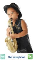Screenshot of Teach Kids Musical Instruments