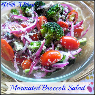 Marinated Broccoli Salad Recipes