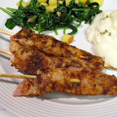 Pinchos Morunos (Moorish Pointed Stick or Thorns)