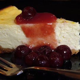 by Vail Ria - Food & Drink Cooking & Baking ( cheesecake, food )