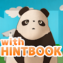 Escape Panda with Hintbook icon