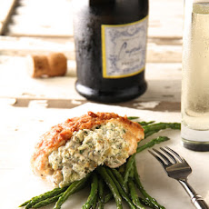 Crab-Stuffed Chicken Breasts