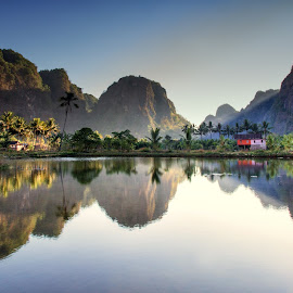 Rammang-rammang Indonesia by Tommy Pandensolang - Landscapes Mountains & Hills