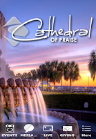 Screenshot of Cathedral of Praise