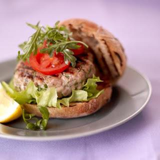 Tuna Steak Burger Recipes