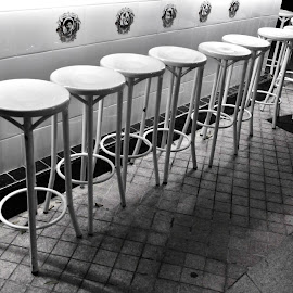 Stools by Koh Chip Whye - Artistic Objects Furniture (  )