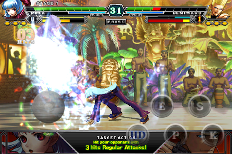 Game THE KING OF FIGHTERS-A 2012(F) APK for Kindle