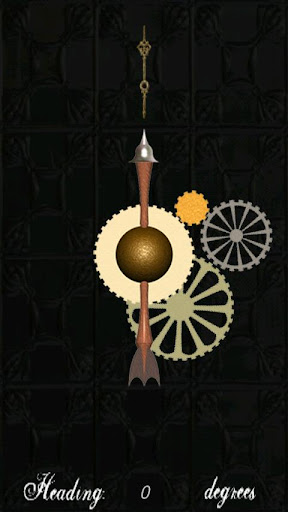Steampunk Compass