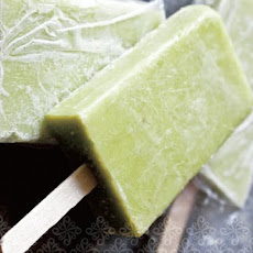 Sweet Avocado Ice Pops Recipe
