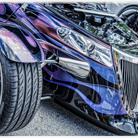 Roadster Close Up by Carl Clay - Transportation Automobiles ( automobiles, cars, car show,  )