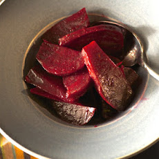 Roasted Beets with Diane Mina