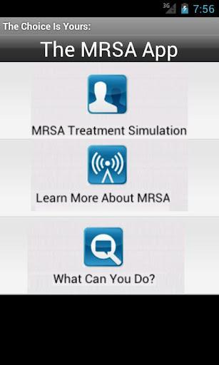 The MRSA App