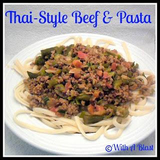 Thai Beef Pasta Recipes