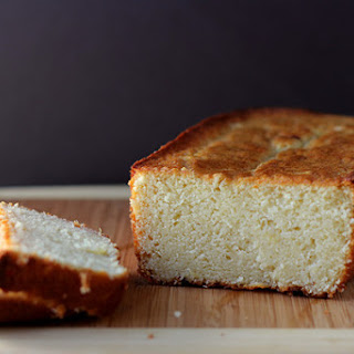 Pineapple Yogurt Loaf Cake