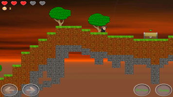 Screenshot of Tower Quest - Super Retro