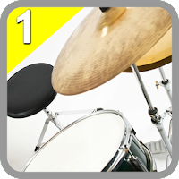 Screenshot of Play Drums Set Funk Music
