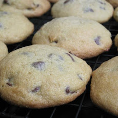 Alton Brown - Chewy Gluten Free Chocolate Chip Cookies