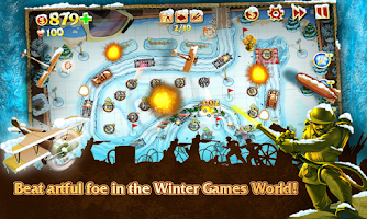 Screenshot of Toy Defense – strategy