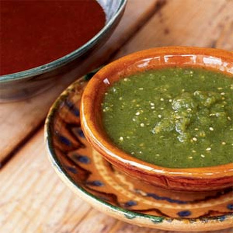 Green Chile Sauce