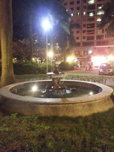Grand Lapa Hotel Spa Fountain