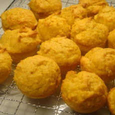 Virtually Fat Free Mini Pumpkin Muffins