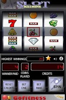 Screenshot of Lucky Slot Machine