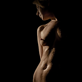 Patience... by Jean-marc Nehmé - Nudes & Boudoir Artistic Nude ( nude, female, light, sam )